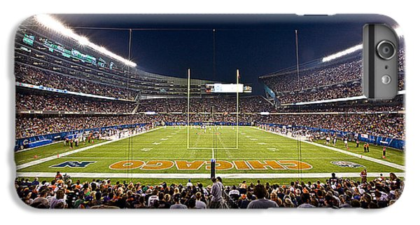 Soldier Field iPhone 6s Plus Case - 0588 Soldier Field Chicago by Steve Sturgill