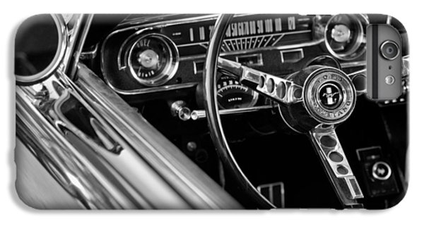 1965 Shelby Prototype Ford Mustang Steering Wheel IPhone 6s Plus Case