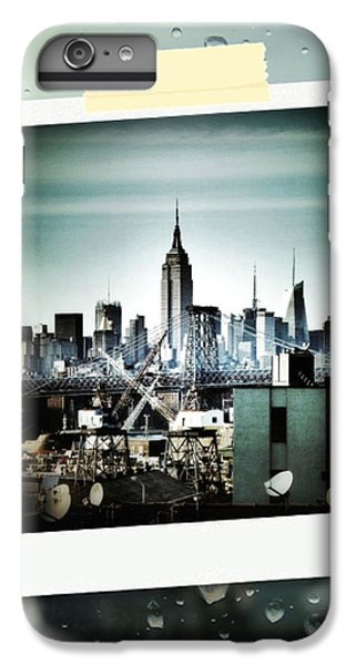 April In Nyc IPhone 6s Plus Case by Natasha Marco