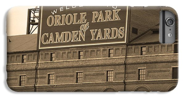 Baltimore Orioles Park At Camden Yards IPhone 6s Plus Case by Frank Romeo