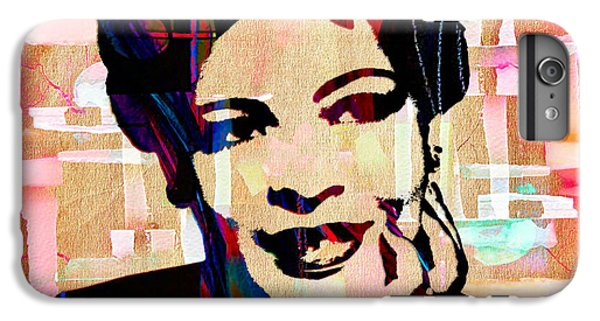 Billie Holiday Collection IPhone 6s Plus Case