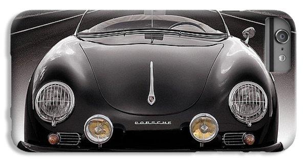 Car iPhone 6s Plus Case - Black Porsche Speedster by Douglas Pittman