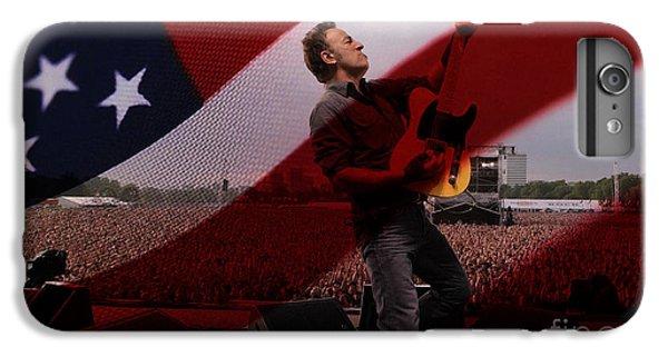 Bruce Springsteen IPhone 6s Plus Case