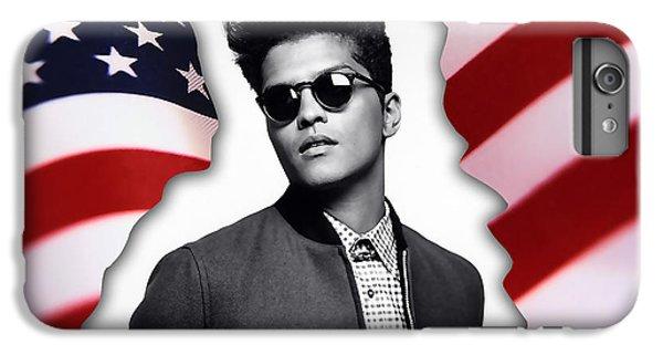 Bruno Mars IPhone 6s Plus Case