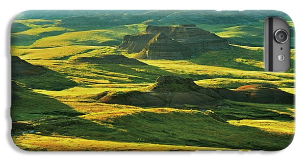 Killdeer iPhone 6s Plus Case - Canada, Saskatchewan, Grasslands by Jaynes Gallery