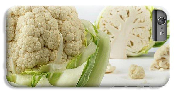 Cauliflower IPhone 6s Plus Case by Aberration Films Ltd