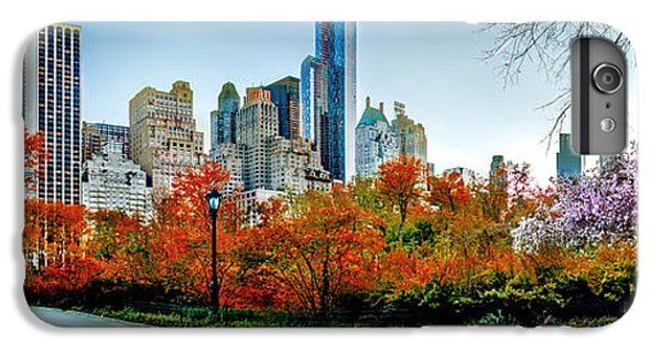 Changing Of The Seasons IPhone 6s Plus Case by Az Jackson