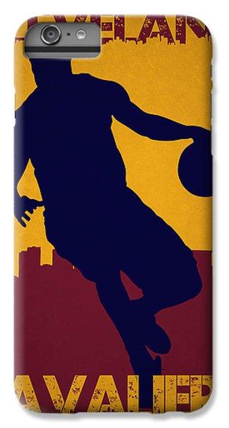 Cleveland Cavaliers Lebron James IPhone 6s Plus Case