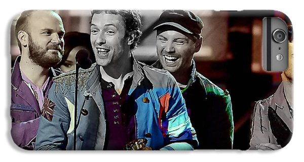 Coldplay iPhone 6s Plus Case - Coldplay by Marvin Blaine