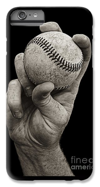 iPhone 6s Plus Case - Fastball by Diane Diederich