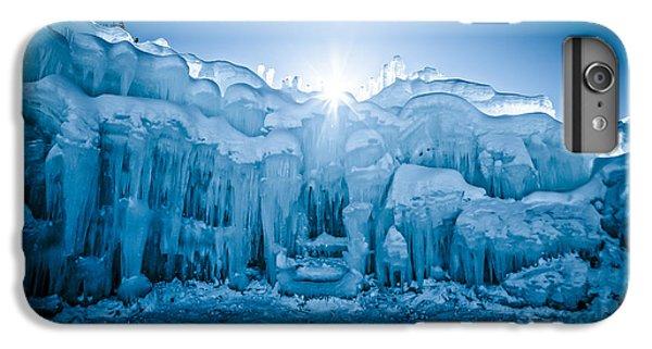 Ice Castle IPhone 6s Plus Case by Edward Fielding