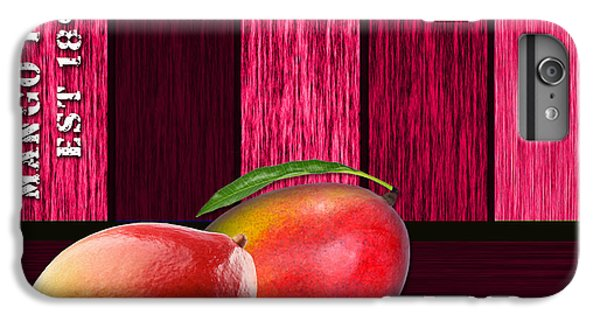 Mango Farm Sign IPhone 6s Plus Case