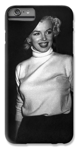 Marilyn Monroe In Korea IPhone 6s Plus Case