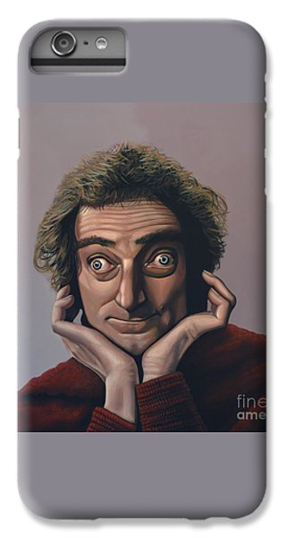 Marty Feldman IPhone 6s Plus Case by Paul Meijering