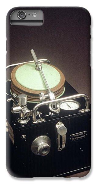 Medical Respirator IPhone 6s Plus Case