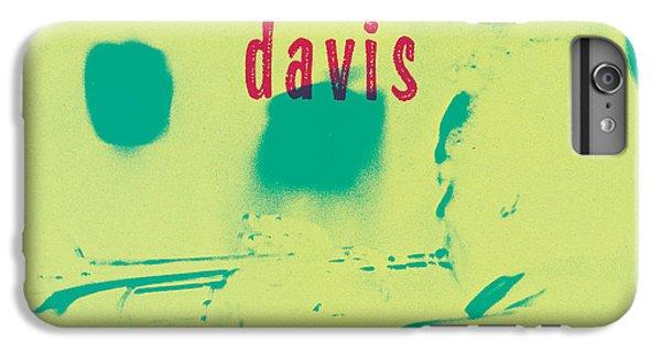 Trumpet iPhone 6s Plus Case - Miles Davis -  Blue Moods by Concord Music Group