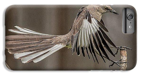 Mockingbird  IPhone 6s Plus Case by Rick Barnard