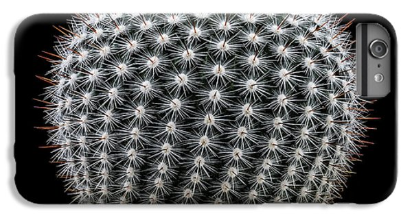 Spines iPhone 6s Plus Case - Notocactus Scopa by Victor Mozqueda