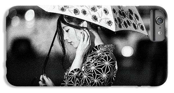 Umbrella iPhone 6s Plus Case - Risa by Daisuke Kiyota