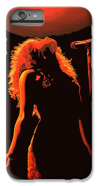 Shakira IPhone 6s Plus Case by Paul Meijering
