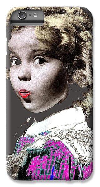 Shirley Temple Publicity Photo Circa 1935-2014 IPhone 6s Plus Case