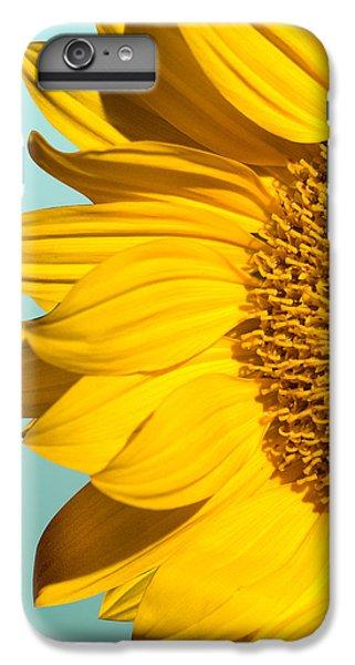 Sunflower IPhone 6s Plus Case by Mark Ashkenazi