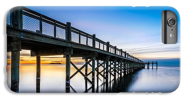 Sunrise Under The Boardwalk IPhone 6s Plus Case
