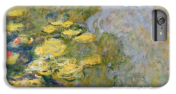 Impressionism iPhone 6s Plus Case - The Waterlily Pond by Claude Monet