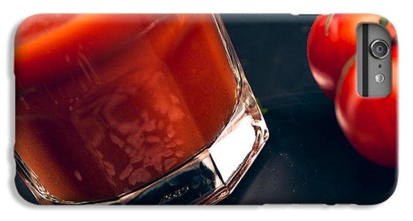 Tomato Juice IPhone 6s Plus Case