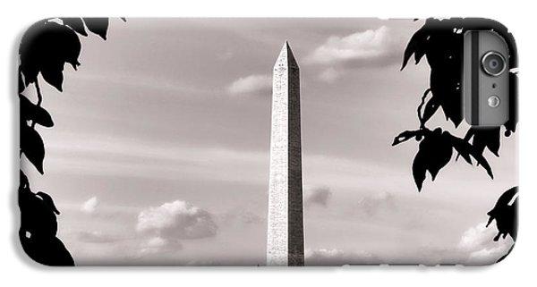 Washington D.c iPhone 6s Plus Case - Majestic Washington Monument by Olivier Le Queinec