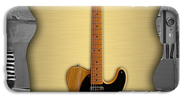 Fender Telecaster Collection IPhone 6s Plus Case by Marvin Blaine