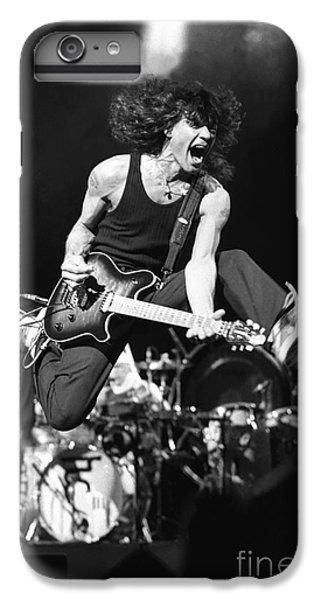 Van Halen iPhone 6s Plus Case - Van Halen - Eddie Van Halen by Concert Photos