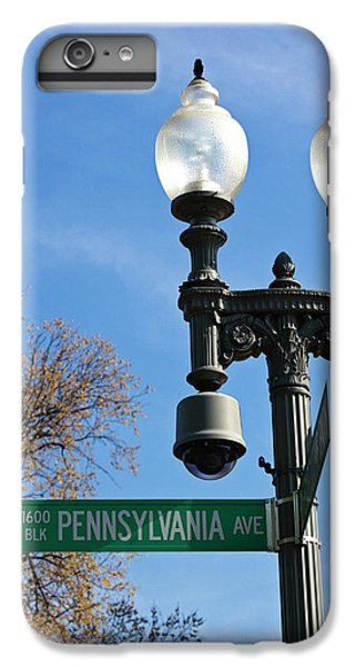 Usa, Washington, D IPhone 6s Plus Case