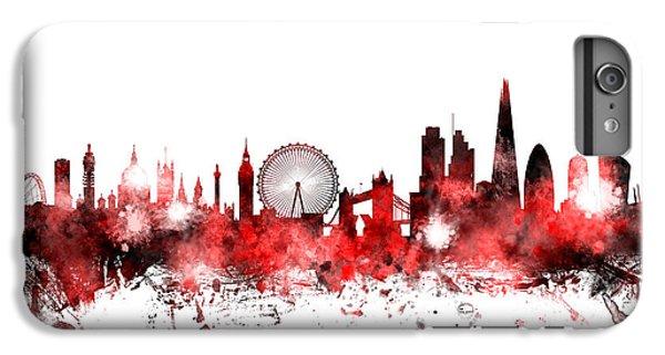 London England Skyline IPhone 6s Plus Case