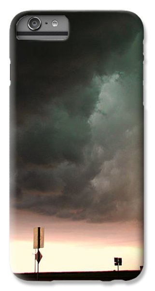 Nebraskasc iPhone 6s Plus Case - Nebraska Panhandle Supercells by NebraskaSC