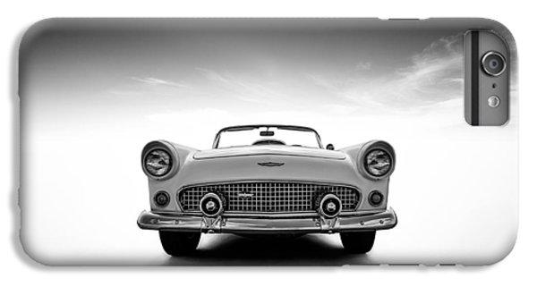 Car iPhone 6s Plus Case - 1956 Thunderbird by Douglas Pittman