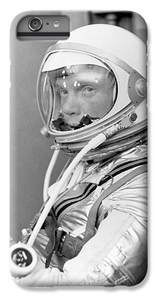 Astronaut John Glenn IPhone 6s Plus Case by War Is Hell Store