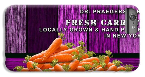 Carrot Farm IPhone 6s Plus Case