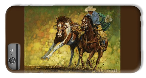 Rodeo Pickup IPhone 6s Plus Case