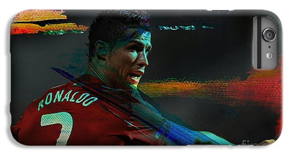 Cristiano Ronaldo IPhone 6s Plus Case