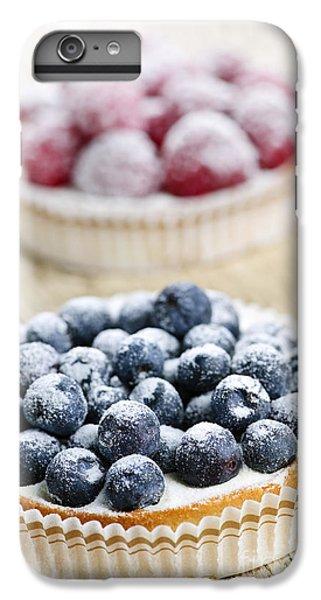 Fruit Tarts IPhone 6s Plus Case by Elena Elisseeva