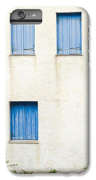 Greece iPhone 6s Plus Case - Greek House by Tom Gowanlock