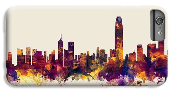 Hong Kong Skyline IPhone 6s Plus Case