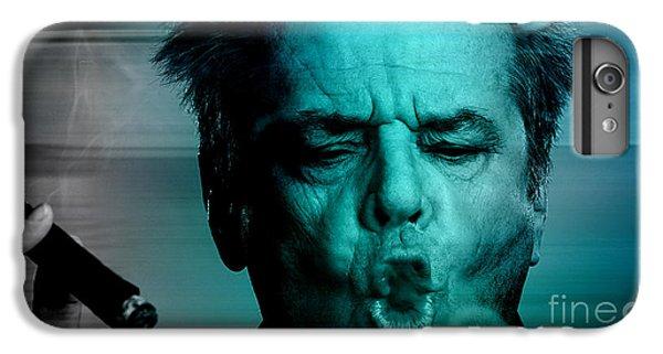 Jack Nicholson IPhone 6s Plus Case by Marvin Blaine
