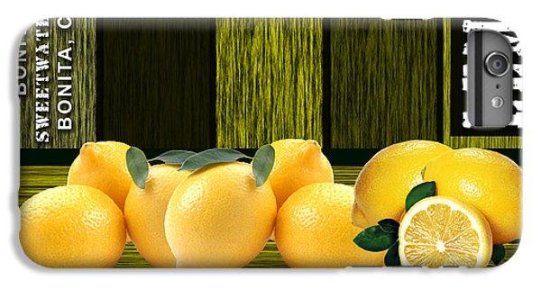 Lemon Farm IPhone 6s Plus Case