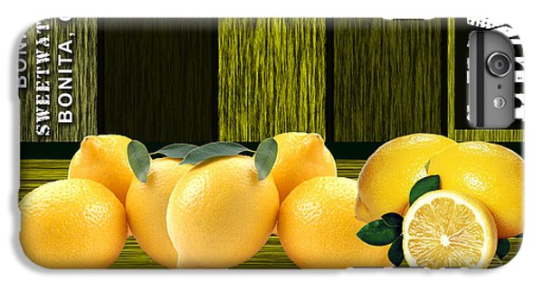Lemon Farm IPhone 6s Plus Case by Marvin Blaine
