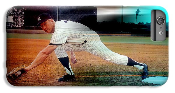 Mickey Mantle IPhone 6s Plus Case