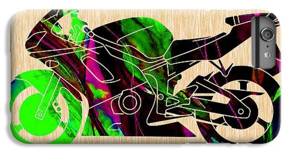 Ninja Motorcycle  IPhone 6s Plus Case