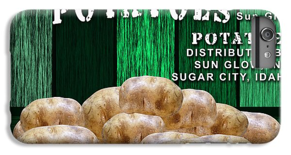Potato Farm IPhone 6s Plus Case