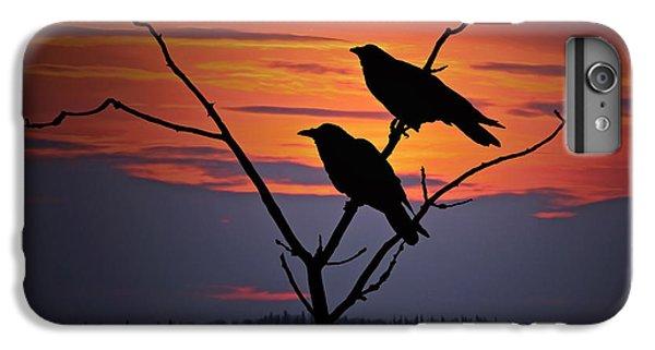 2 Ravens IPhone 6s Plus Case